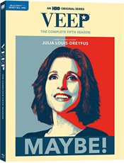 Veep Blu-ray Review