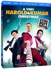 A Very Harold & Kumar Christmas Blu-ray Review