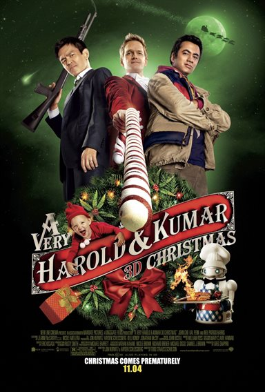 A Very Harold & Kumar Christmas Theatrical Review