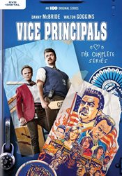 Vice Principals DVD Review