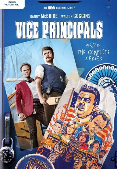 Vice Principals: The Complete Series DVD Review
