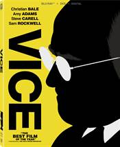 Vice Blu-ray Review