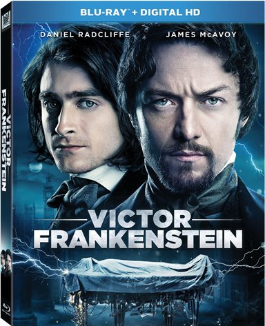 Victor Frankenstein Blu-ray Review