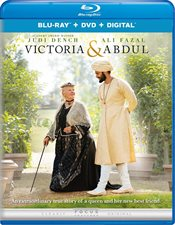 Victoria & Abdul Blu-ray Review