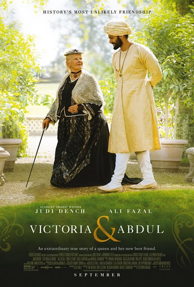 Victoria & Abdul © Focus Features. All Rights Reserved.