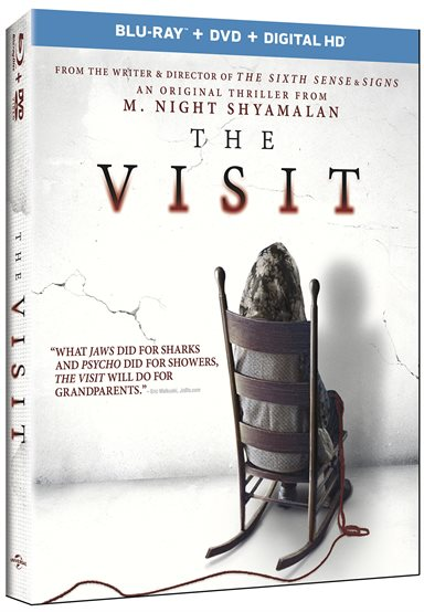 The Visit Blu-ray Review