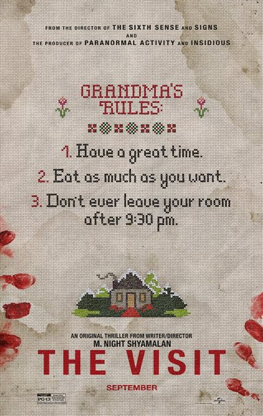 The Visit © Universal Pictures. All Rights Reserved.