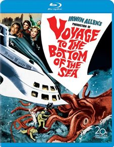 Voyage to the Bottom of the Sea Blu-ray Review