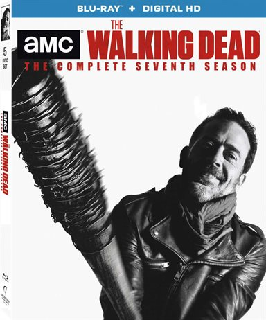 The Walking Dead: The Complete Seventh Season Blu-ray Review