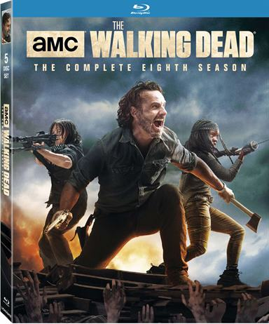 The Walking Dead: The Complete Eigth Season Blu-ray Review