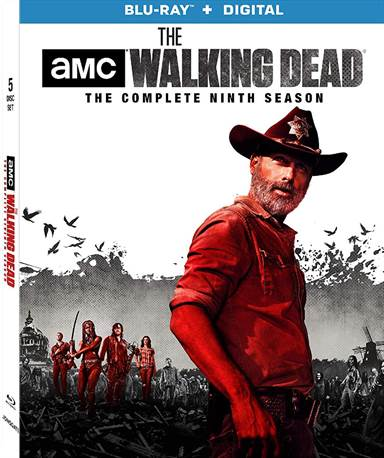 The Walking Dead: The Complete Ninth Season Blu-ray Review