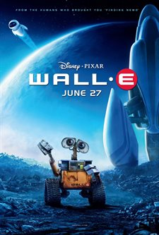 Wall-E (Blu-ray) Blu-ray Review