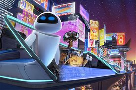 Wall-E © Walt Disney Pictures. All Rights Reserved.