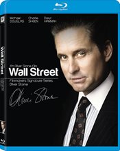 Wall Street Blu-ray Review