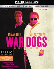 War Dogs 4K Ultra HD Review