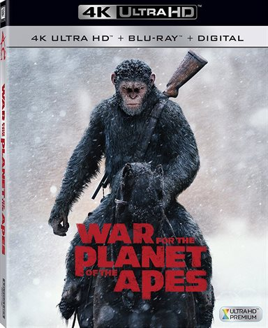 War for the Planet of the Apes 4K Ultra HD Review