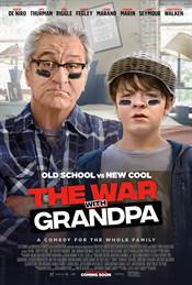 The War With Grandpa Theatrical Review