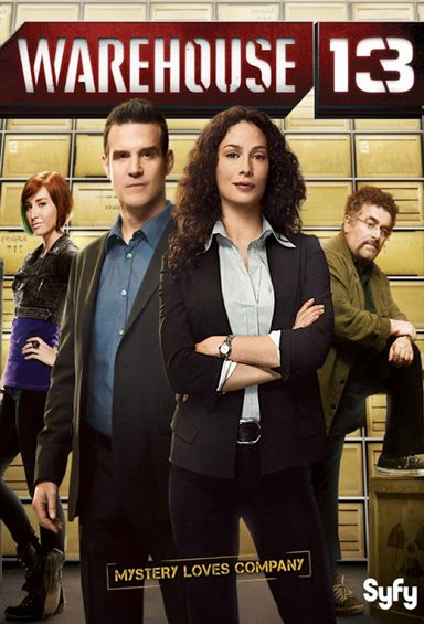 Warehouse 13 © Universal Pictures. All Rights Reserved.