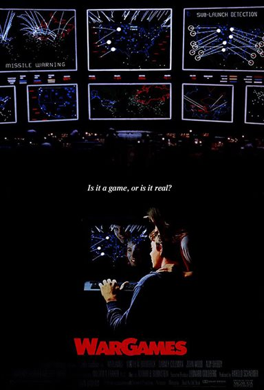 WarGames © United Artists. All Rights Reserved.