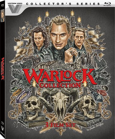 Warlock Collection Blu-ray Review