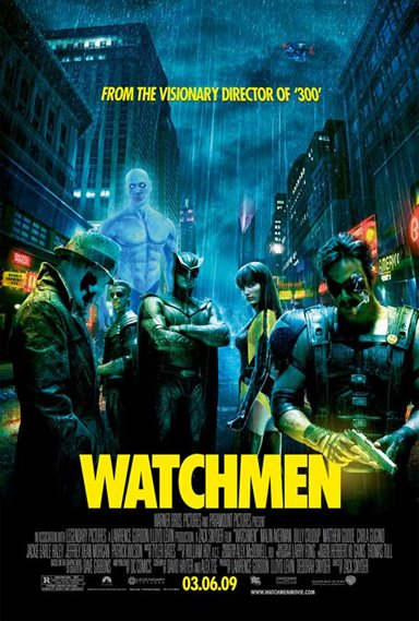 Watchmen © Warner Bros.. All Rights Reserved.