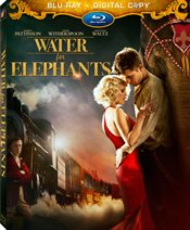 Water for Elephants Blu-ray Review