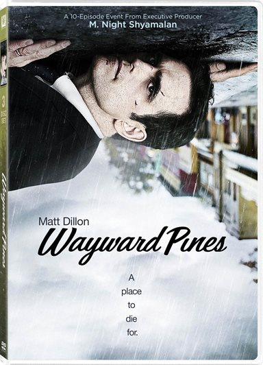 Wayward Pines DVD Review