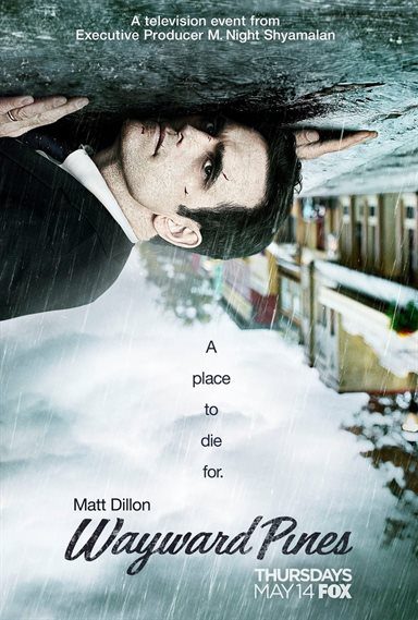 Wayward Pines © FX Productions. All Rights Reserved.