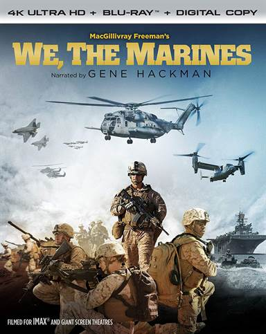 We, the Marines 4K Ultra HD Review