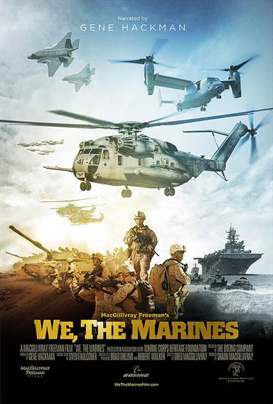 We, the Marines © Shout! Factory. All Rights Reserved.
