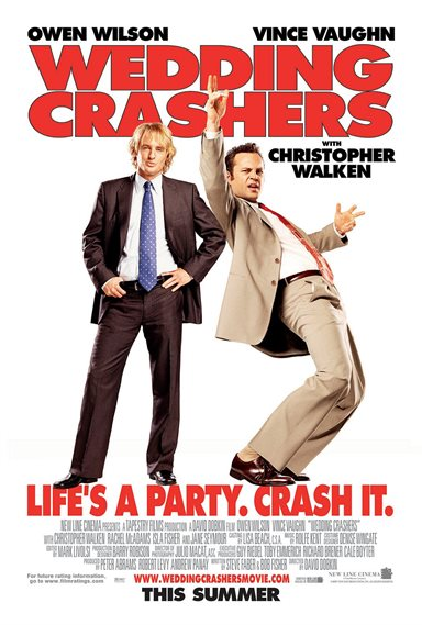 Wedding Crashers Theatrical Review