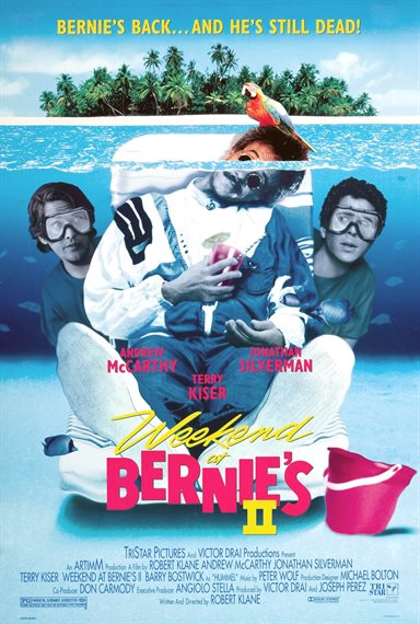Weekend At Bernie's II © Columbia Pictures. All Rights Reserved.