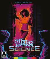 Weird Science Blu-ray Review