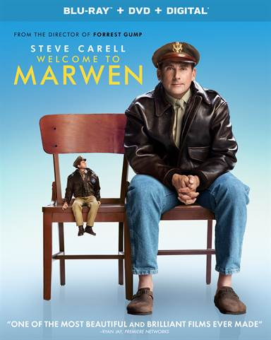 Welcome To Marwen Blu-ray Review