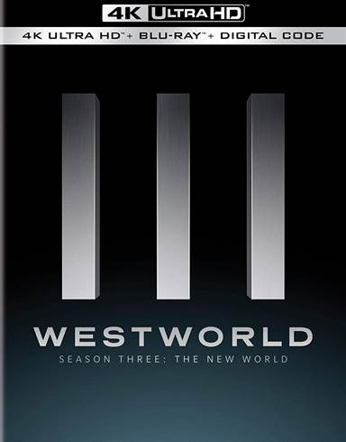 Westworld: Season 3: The New World 4K Ultra HD Review