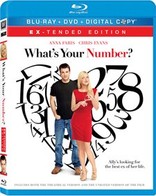 What's Your Number? Blu-ray Review