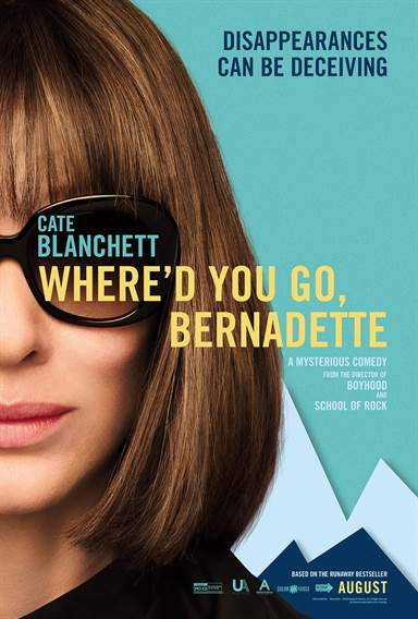 Where'd You Go, Bernadette © United Artists. All Rights Reserved.