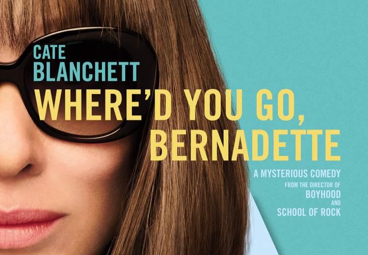 Movie Database Where'd You Go, Bernadette