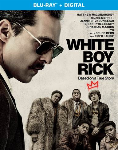 White Boy Rick Blu-ray Review