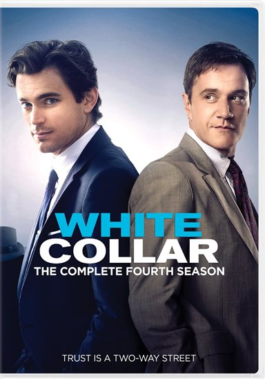 White Collar: Season Four DVD Review
