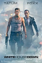 White House Down Theatrical Review