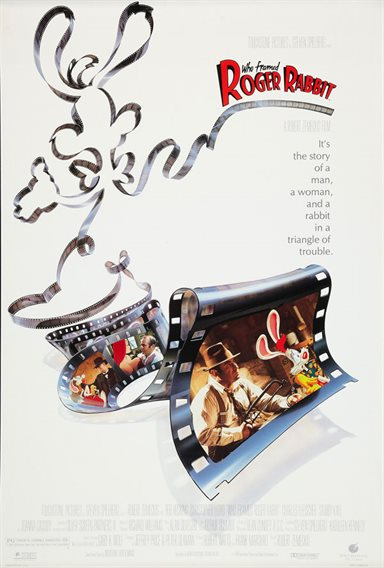 Who Framed Roger Rabbit © Touchstone Pictures. All Rights Reserved.