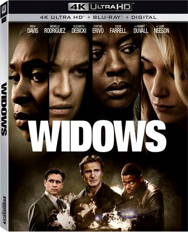Widows 4K Ultra HD Review