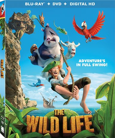 The Wild Life Blu-ray Review