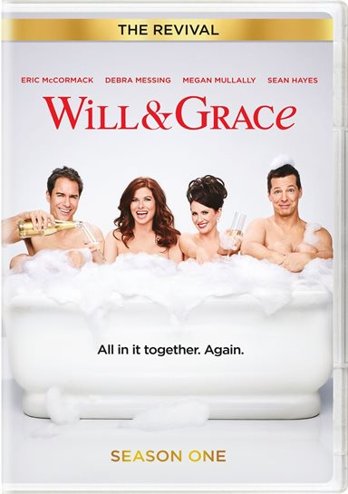 Will & Grace (The Revival): Season One DVD Review