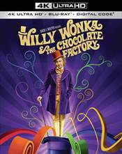 Willy Wonka & the Chocolate Factory 4K Ultra HD Review