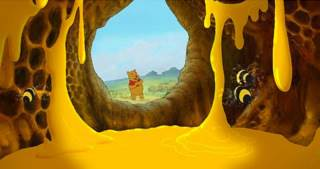 Winnie The Pooh © Walt Disney Pictures. All Rights Reserved.