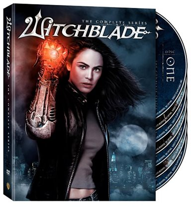 Witchblade The Series DVD Review