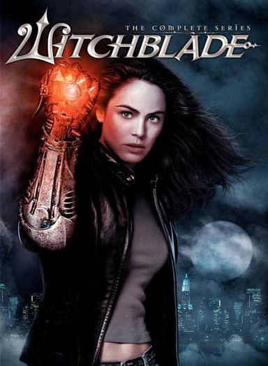 Witchblade The Series © Warner Bros.. All Rights Reserved.
