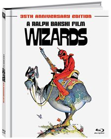 Wizards Blu-ray Review